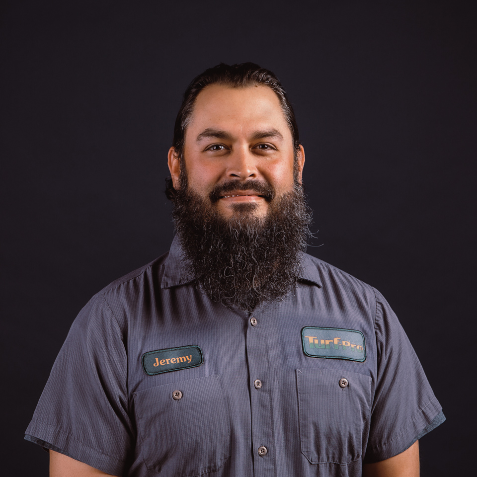 Jeremy Martin, Turf Technician, Turf & Pest Pro USA