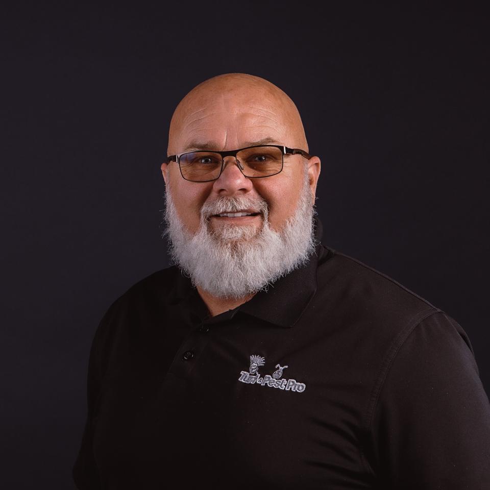 Raymond Harvey, Owner, Turf & Pest Pro USA