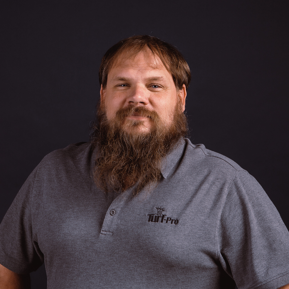 JJ Ames, Turf Superintendent, Turf & Pest Pro USA