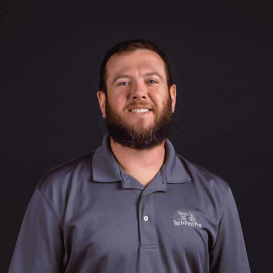 Dustin Plymale, Pest Technician, Turf & Pest Pro USA