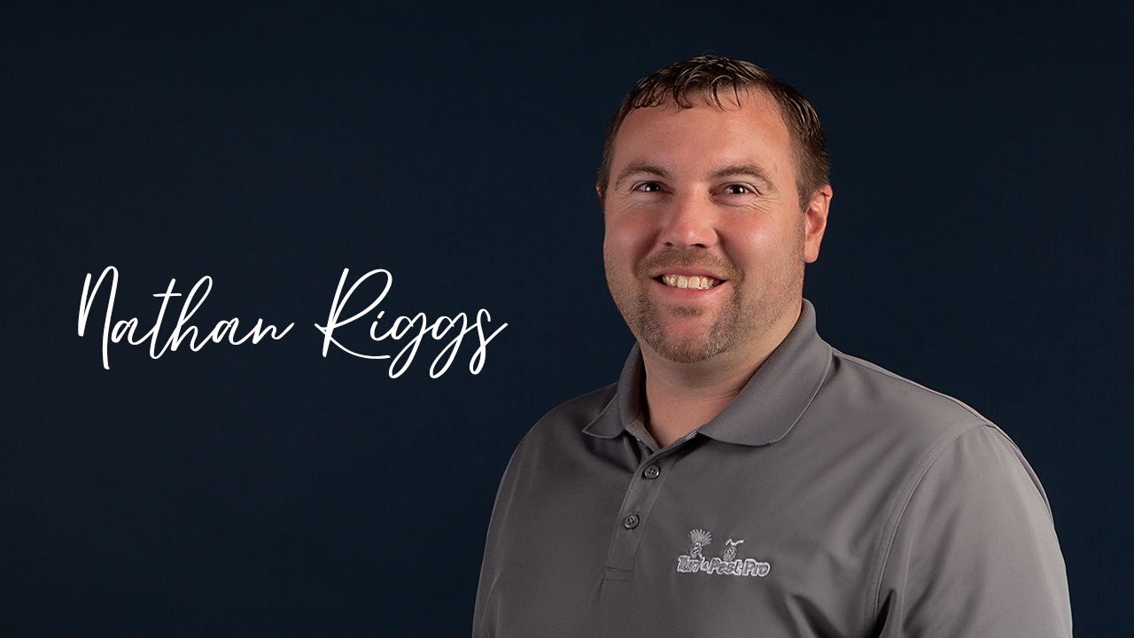 Nathan Riggs, Owner - Turf & Pest Pro USA