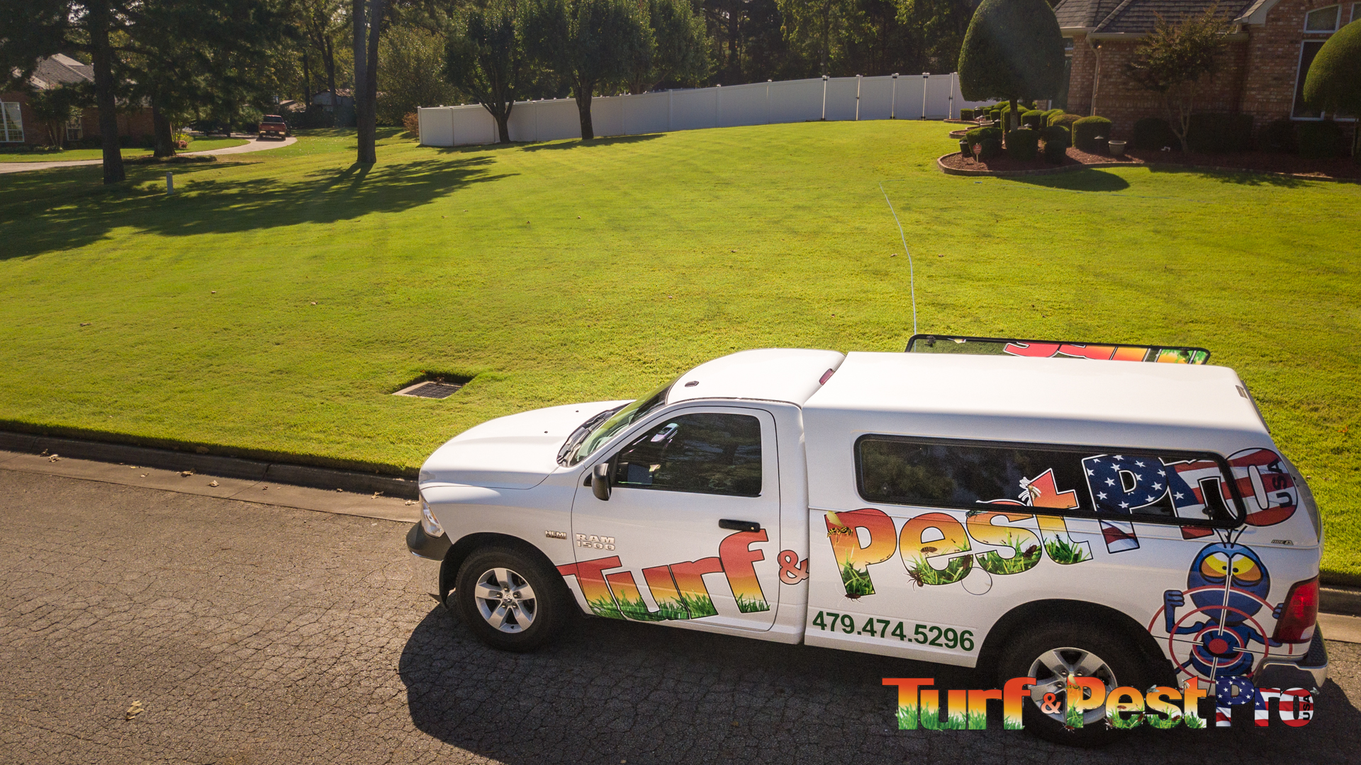 Turf & Pest Pro USA Lawn Care